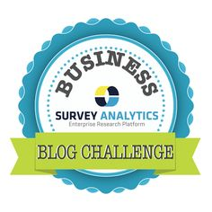 Looking for new ideas and inspiration for your business blog? Look no further than the Survey Analytics Business Blog Challenge!