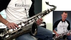 Smooth Operator How to play on Saxophone Lesson sample. www.mcgillmusic.com online saxophone lessons.