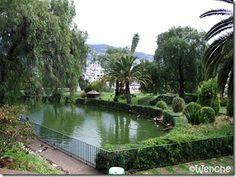 Parque de Santa Catarina / Quinta Vigia, Funchal - Madeira, Portugal