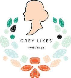 Best Wedding Blog - Wedding Fashion & Inspiration   Grey Likes Weddings