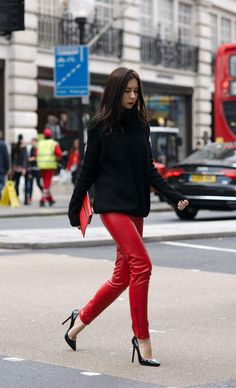 style-red-outfits
