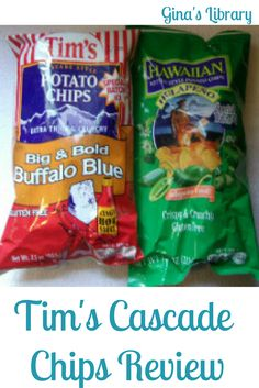 @timcascadechips has two new bold flavors What if your favorite brand of chips?