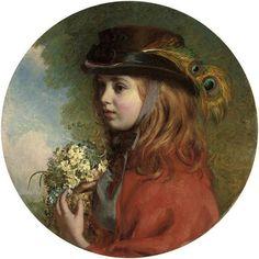 Henry Hetherington Emmerson (1831 – 1895, English) Photography Illustration, Art Photography, Illustration Art, Vintage Art, Famous Artists, Art Pieces, Portrait Art, Sculpture Art, How To Draw Hands