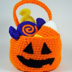 this would make a great trick or treat bag