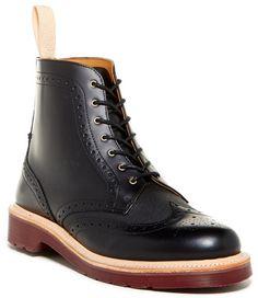 Dr. Martens Bentley Wingtip Lace-Up Boot