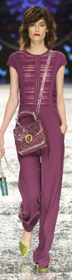 Spring 2017 Ready-to-Wear Aigner