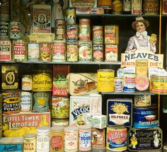 Museum of Brands, Packaging and Advertising – London, England