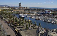 Puerto, Barcelona