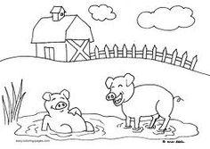 google image result for httpwwweasy coloring pages farm kidskids animalsfarm