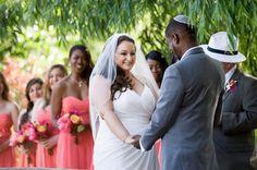 Jewish Wedding Ceremony CA {William Innes Photography}    Event Planning & Design - Sharibella Events via mazelmoments.com