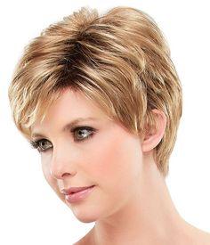Resultado de imagem para Short Fine Hairstyles for Women Over 50