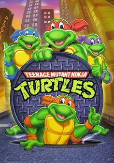 Teenage Mutant Ninja Turtles (TV Series 1987–1996)