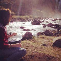 #BASATI camplife ✌️ #wearebasati #iceland #outdoor    #camplife  #plato #ojotimon at @belazagallery www.belazagallery.com #kepaacero