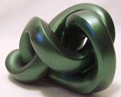 Art, Pottery Sculpture, escultura cerámica, arte textil, textil art. Nudo escultura. Fernanda Salome