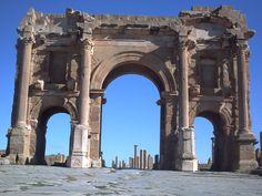 Les 7 sites Algériens classés au patrimoine mondial par lUNESCO