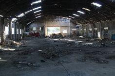 almacén abandonado Otaku, Abandoned Warehouse