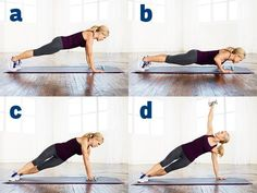 3 Multitasking Moves That Will Transform Your Abs AND Arms