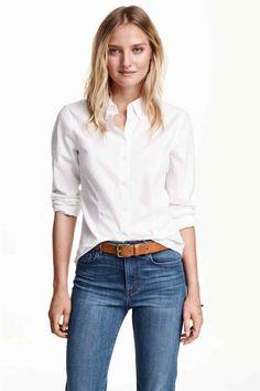 Bavlněná košile | H&M