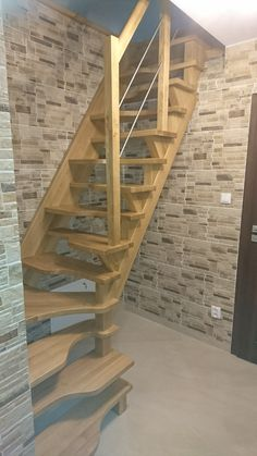 60 Interior House That Make Your Home Look Fabulous stairs staircase escalier escalera Loft Stairs, House Stairs, Interior Decorating Styles, Home Decor Trends, Interior Design Boards, European Home Decor, Basement Renovations, Home Look, Stairways