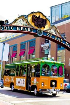 Old Town Trolley Tour Package at Manchester Grand Hyatt San Diego