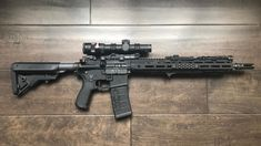 Are Knight's Armament rifles everything theyre hyped up to be? How do they compare to SOLGW BCM etc? Weapons Guns, Airsoft Guns, Guns And Ammo, Tactical Guns, Ninja Weapons, Arsenal, Ar Rifle, Ar 15 Builds, Battle Rifle