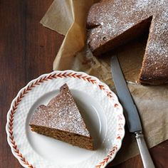 Slow Cooker Applesauce Spice Cake