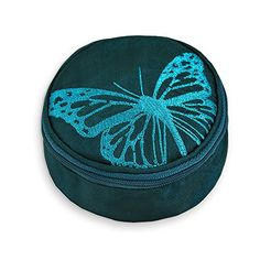 Butterfly Travel Jewelry Case (Dragonfly Teal) Red Blossom https://smile.amazon.com/dp/B00FTDU2GK/ref=cm_sw_r_pi_dp_0cCzxb4YXQNX5