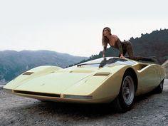 1969 Ferrari 512 S Berlinetta Speciale