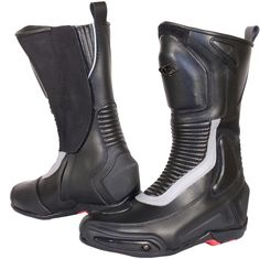 Motorcycle Leather, Motorcycle Boots, Leather Boots, Rubber Rain Boots, Combat Boots, Shoes, Style, Fashion, Swag