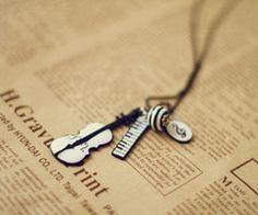 Music Jewelry.