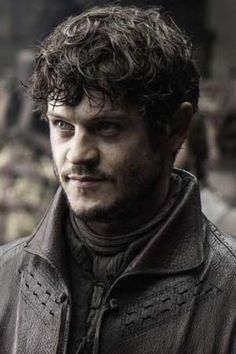Game of Thrones - Cast - Iwan Rheon as Ramsay Snow
