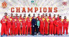 PSL Champions