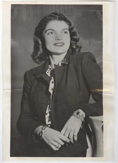 jackie kennedy | first time to see this picture of Jackie.  And i have a lot of them.....