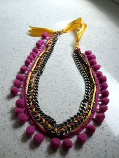 anthropologie inspiration necklace