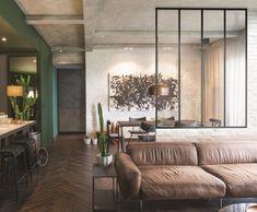 Piece A Vivre, Decoration, Divider, Ceiling Lights, Living Room, Furniture, Home Decor, Html, Dressing