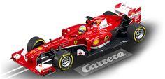 Carrera - Ferrari F138 F. Alonso No.3 - Carrera - Ferrari F138 F. Alonso No.3 Scalextric