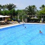 Piscina Central / Central swimmingpool
