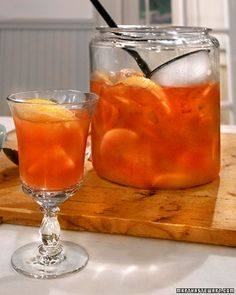 Sangria - Martha Stewart Recipes