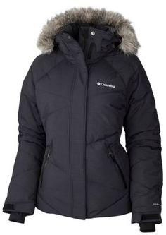 The combination of Omni-Shield advanced repellency, Omni-Heat thermal reflective and 550 fill power down insulation make this jacket super toasty to keep you warm in cold weather; feminine design lines and buttery soft sateen fabric mean it's also perfect for every day wear.