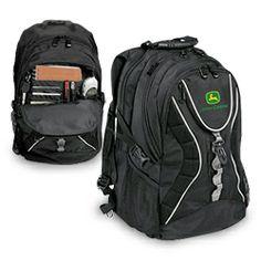 John Deere Blackhawk Backpack