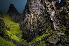Emmanuel Coupé - Quiraing, Isle of Skye, Scotland. Photo SC8633