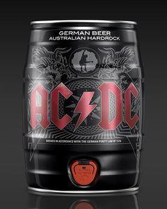 ACDC + German Beer - Australian Hardrock!