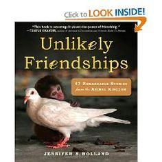 Love this book!  If you love animals then this book will make you smile and cry at the same time. Wonderful true stories.