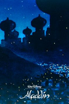 Disney 'Renaissance Era' concept art as posters