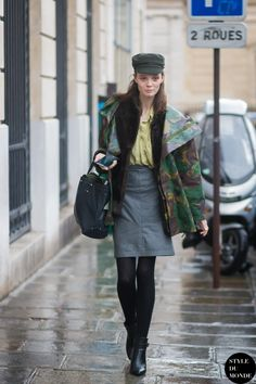 How to Wear Camo Prints: 40 Outfit Ideas To Try Now | StyleCaster