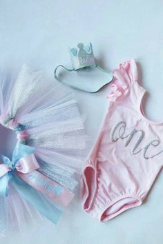 Cake Smash Baby Girl Photo Prop Sleeveless Top With Tulle Skirt Clear And Distinctive Symbol Of The Brand 1st Birthday