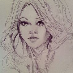Riley Steele Sketch by PositivelyBatty.deviantart.com on @deviantART