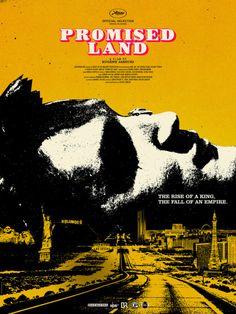 Festival poster for PROMISED LAND (Eugene Jarecki, USA,...