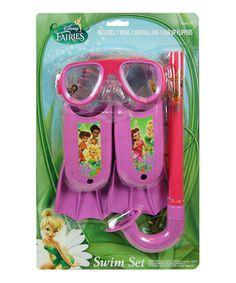 Look at this #zulilyfind! Fairies Swim Set by Disney #zulilyfinds