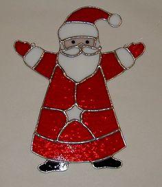 Santa with star buckle